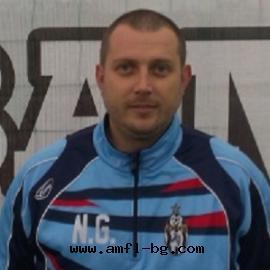 Николай Красимиров Георгиев - Георгиев