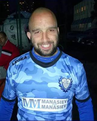 Мартин Владимиров Грозданов - Тино