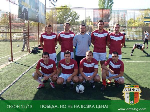 АФК Любимец 13
