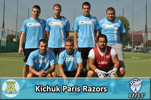 Kichuk Paris Razors