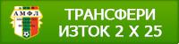 Записване на нови играчи за футболен турнир 2 х 25 в София