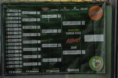 Обзор: 1/2-финали Зимна купа ALIVE!