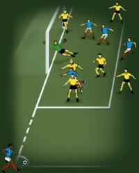 """Гол в последната минута носи победата на """"жълто-черните"""""""