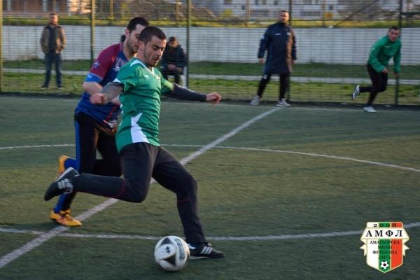 Ден за футболни дербита в АМФЛ Варна