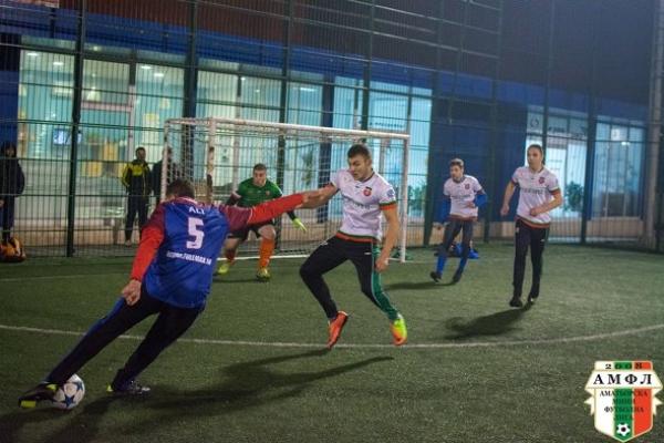 Шест мача ще могат да гледат тази вечер феновете на АМФЛ - Варна