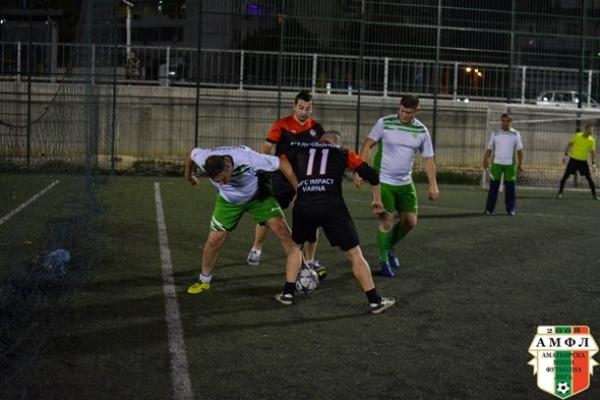 МФК Импакт направи слаб мач срещу Новаците и загуби с 4:9