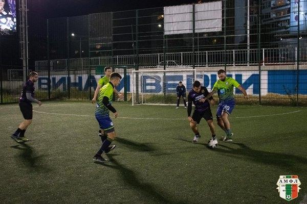 ФК Мачкай Гришо беше смачкан от Порто Bon Tour с 1:9