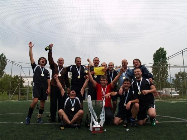 А едно време какви отбори имаше: Павлово Юнайтед – първият шампион