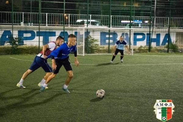 Кавалер-Варна показа добра игра , но загуби от опитния тим на ФК Валекс