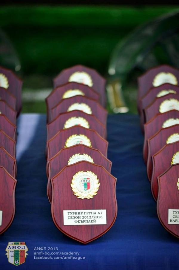 10 години АМФЛ: Сезон 2012/13 – Лигата идва и във вашия град