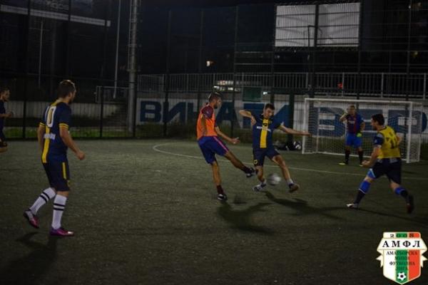 """Фулмакс удари The Unity с 5:2 в здрав мач и се класира за финала на Лятната """"Zeus Cup 2018"""""""