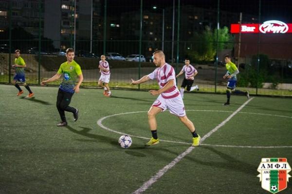 Порто-Bon Tour е новият шампион на АМФЛ Варна след успех над ФК Валекс с 8:1