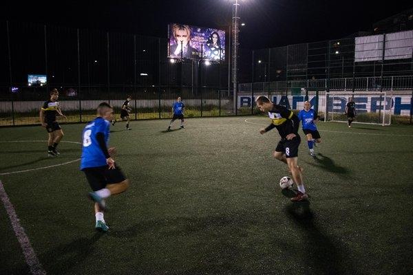 The Unity закри понеделничната футболна вечер на АМФЛ Варна с рутинна победа срещу Дръзки