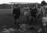 Футболните мръсни танци