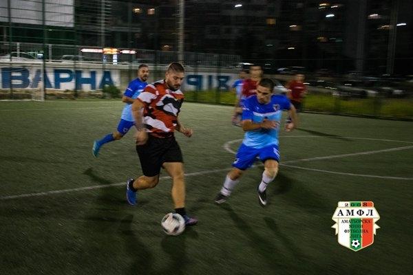 АМФЛ Лудата Банда с нова гръмка победа , този път над МФК Черешките с 15:0