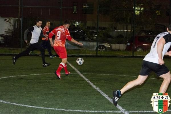Цели 26 гола паднаха в първите два мача от втората фаза на АМФЛ - Варна