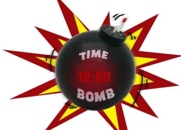 Бомби в балона