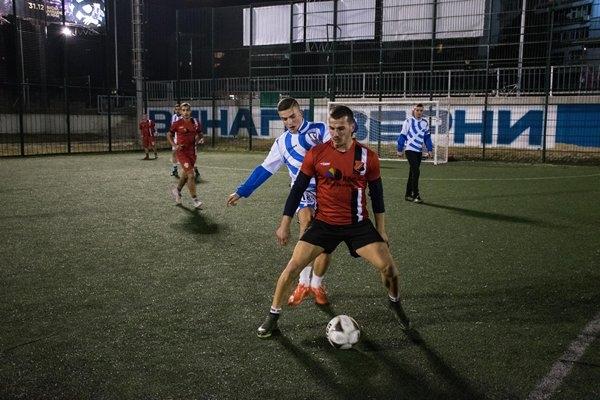 Дербито на Лига 3 е между Castalia и Red Partners