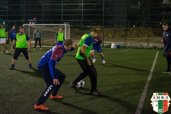 Фулмакс не срещна трудноси срещу Младост в мач от Висшата Лига на АМФЛ Варна