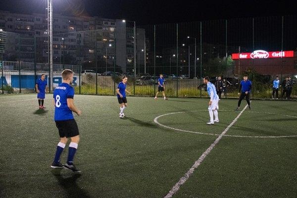 МФК Балерини и МФК Тича стартират футболната вечер в АМФЛ Варна