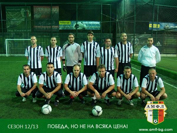 FC Crazy Gang